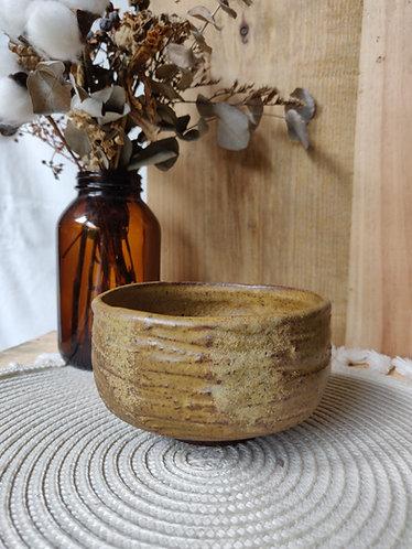 Coffee Weathered Bowl