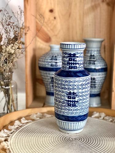 Double happiness x B&W vase (3 designs)
