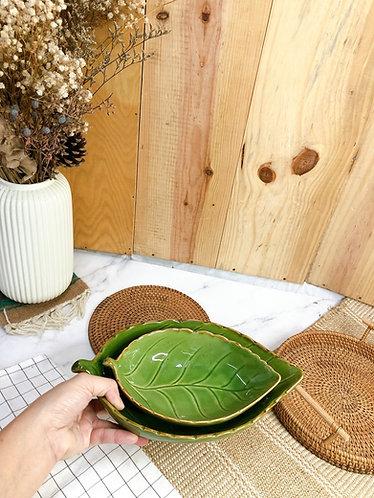 Leaf bowl #2  (2  sizes)