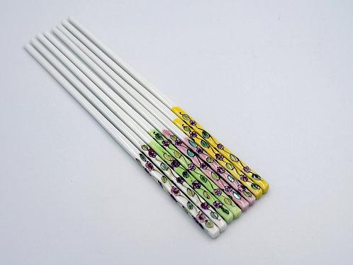 Peranakan Chopstick (1 pair)  (24cm)