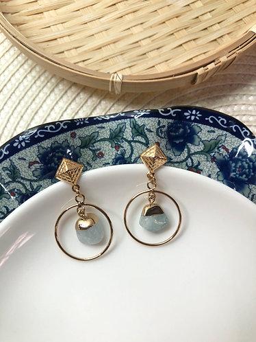 Stone / Earrings