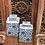 Thumbnail: Blue and white jar (2 shapes)