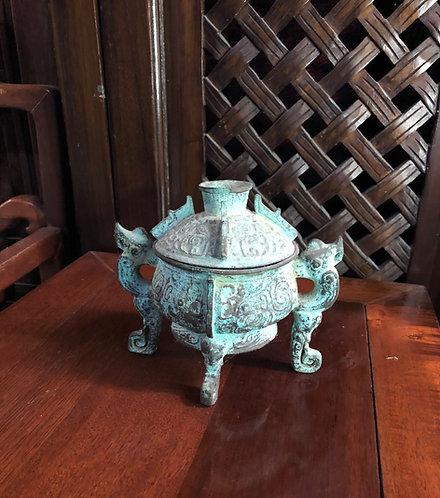 Bronze burner