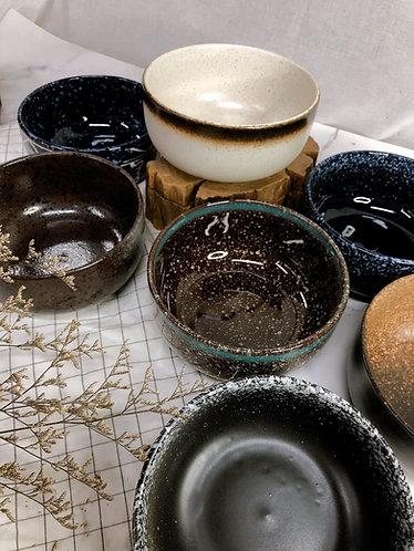 """6.5"""" bowl (7 colours)"""