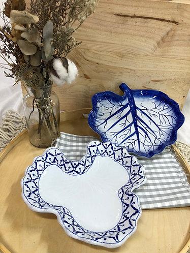 Leaf plate (2 sizes)