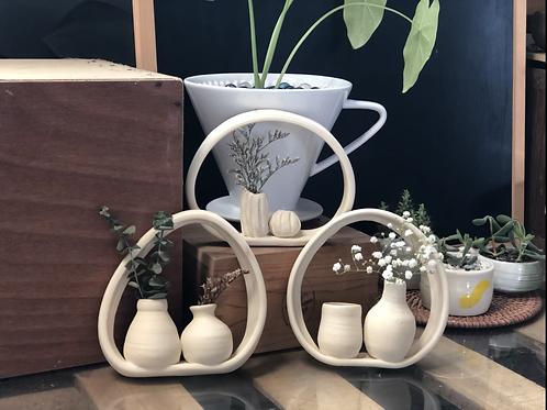 Hanging pots (3 designs)