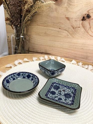 Peony mini dish (3 designs)