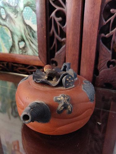 Whimsical Nature Teapot