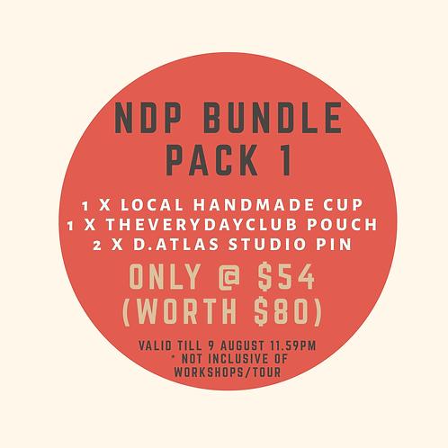 NDP Bundle PACK 1