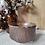 Thumbnail: Slip Textured Toasted Bowl