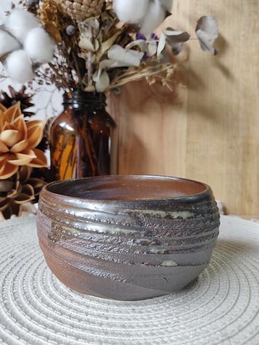 Twirl Textured Sheen Bowl