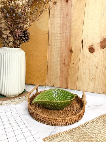 Leaf bowl #7