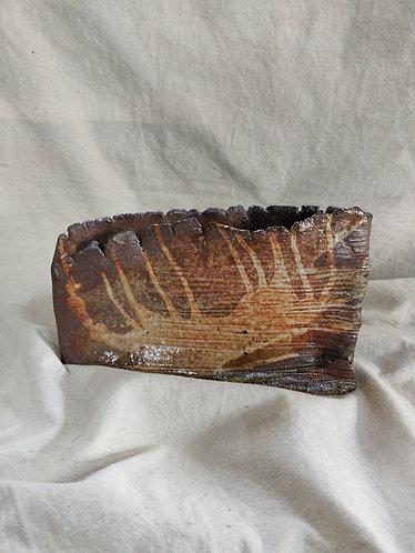 Rustic Angular Vase