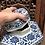 Thumbnail: Blue and white jar