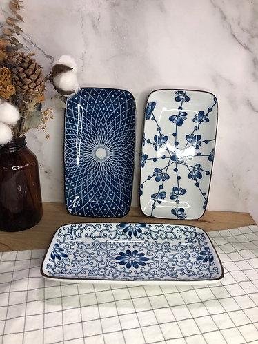Rect. Plate (6 designs)