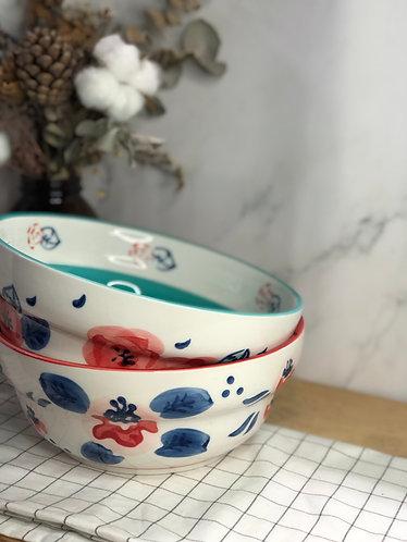 Colour my life | Floral bowl (Big x 2 colours)
