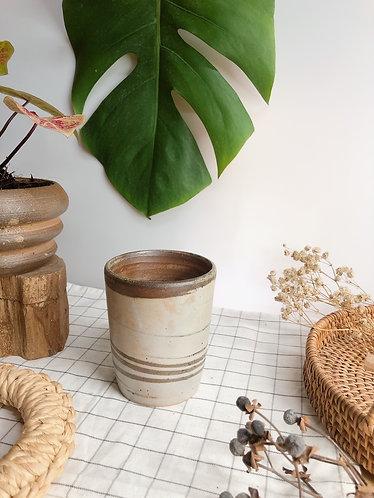 Dragon kiln fired x marbling cup