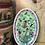 Thumbnail: Peranakan oval plate (5 colours)
