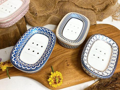 Bar soap Holder  (5 designs)