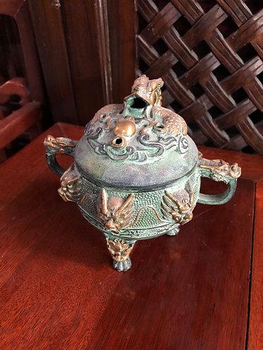 Bronze dragon burner (Limited Ed)