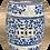 Thumbnail: Blue & White Ceramics Stools (2 Designs)