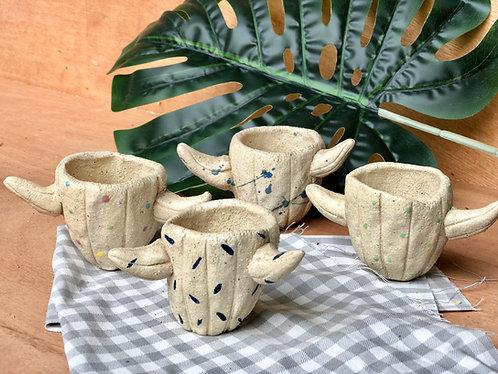 Cactus design holder