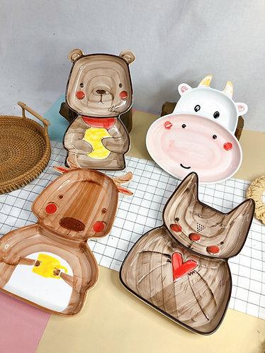 Animal platter ( 4 designs)