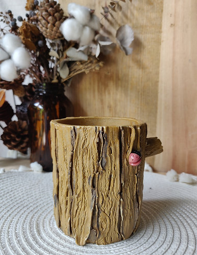 Treelog Cup
