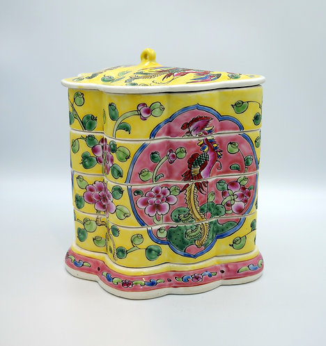 Peranakan Butterfly Tiffin