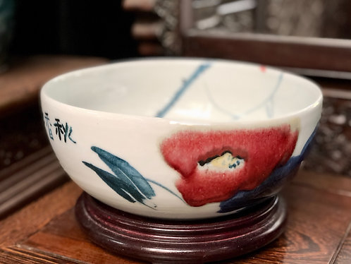Free style handpainted bowl #2