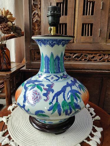 Fruit Vase Table Lamp