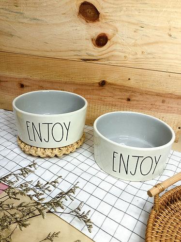 Enjoy x bowl