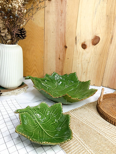 Leaf bowl (2 sizes)