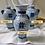 Thumbnail: Double happiness x Blue White vase (3 designs)