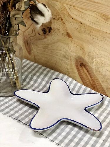 Starfish plate