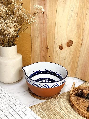 2 tones x big mixing bowl