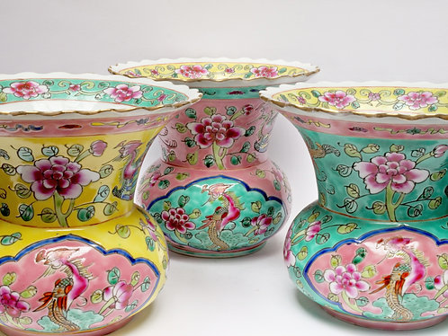 Peranakan Spitton (2 sizes)