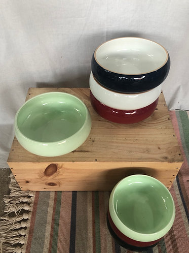 Round bowl/planter