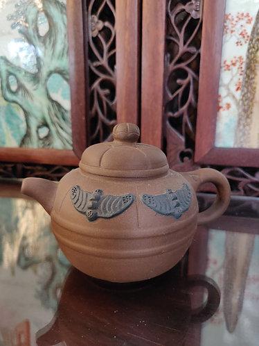 Black details Teapot