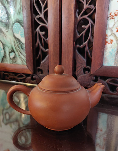 Double Spout Teapot