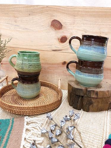Texture x round bottom cups (4 designs)