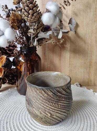 Twirl Textured Mug