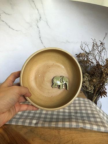 Elephant x bowl