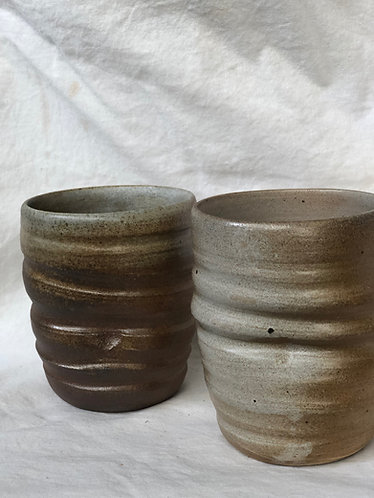 Dragon Kiln Fired Twin Cups