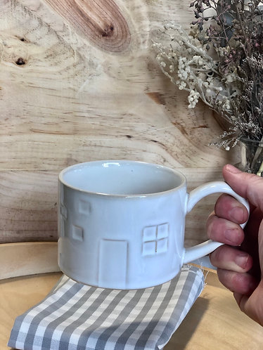 House cup with handle
