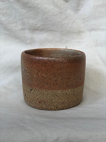 Dragon Kiln Fired - Shino cup