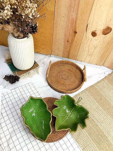 Leaf bowl #5 (2 styles)