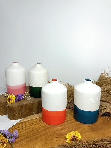 Coloured vase (4 colours)