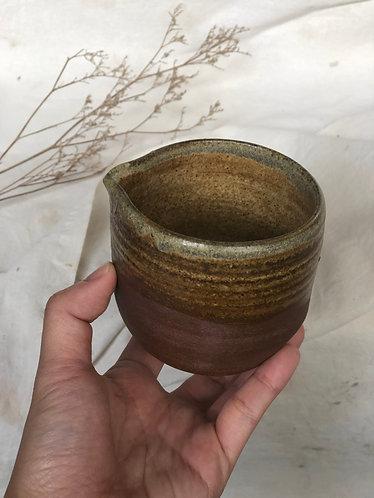 Dragon Kiln Fired -  Pourer