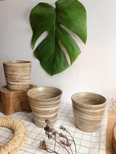 Dragon kiln fired x marbling cup (3 designs)